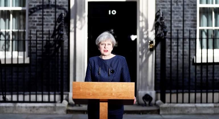 Parlamento de Reino Unido aprueba por mayoría comicios anticipados