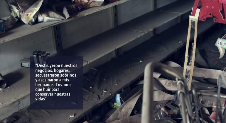 CMDPDH presenta informe sobre desplazamiento interno en México