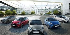 Toyota Yaris: mejoras en el equipamiento, mismo precio