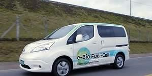 Nissan presenta el primer vehículo con energía eléctrica bioetanol