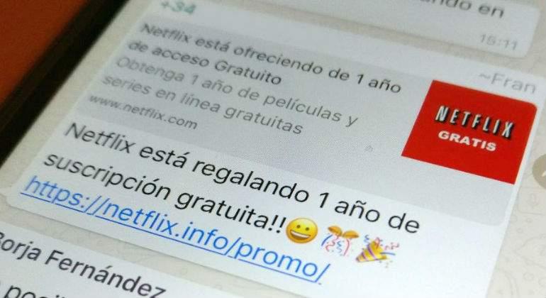 No caigas: El nuevo engaño que se viralizó por Whatsapp