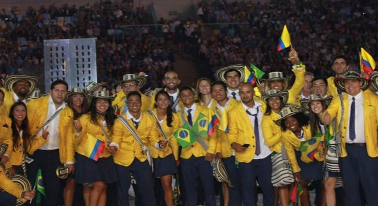 olimpicos colombia