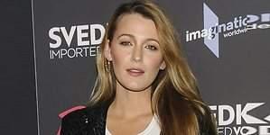 La actriz Blake Lively sufre un aparatoso accidente