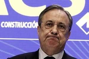 La doble prima de Florentino Pérez