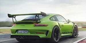 Porsche 911 GT3 RS: para escaparse (o no) del circuito con 520 CV