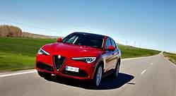 Al volante del nuevo Alfa Romeo Stelvio: un SUV muy pasional