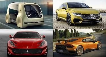 Las mejores novedades del Salón del Automóvil de Ginebra 2017