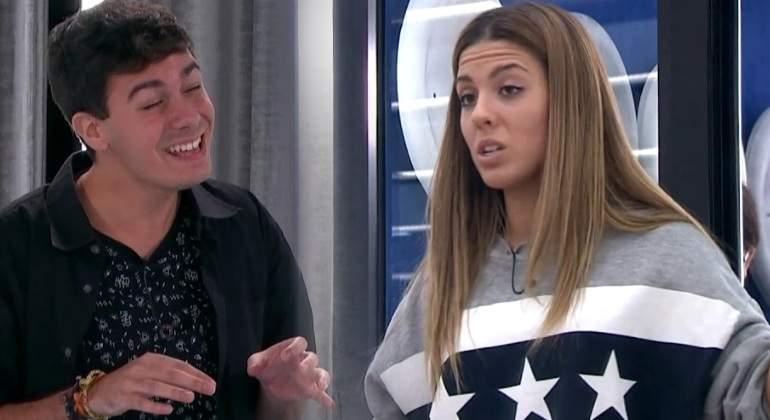 Miriam dice que Alfred es baboso con Amaia en OT