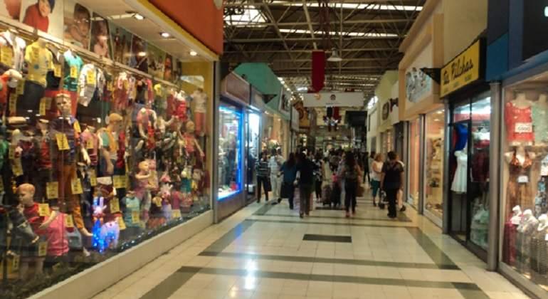 En 4,4% cayeron las ventas del comercio en Región Metropolitana durante 2019