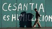Desempleo en Chile se ubica en 6,9% en trimestre móvil a noviembre
