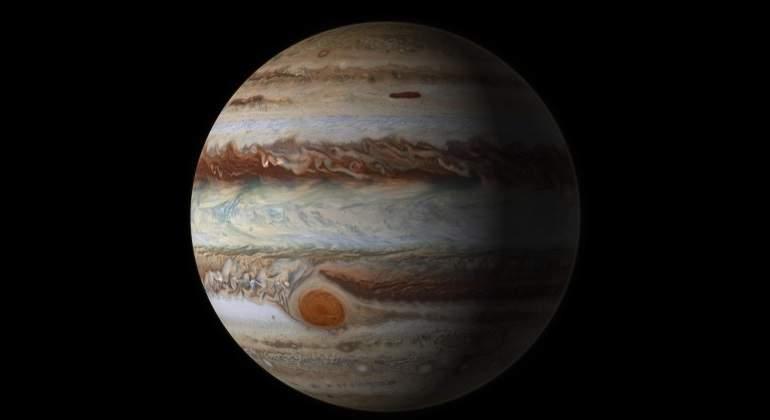 Júpiter está más cerca de la Tierra y facilita su vista brillante