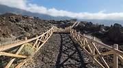 Camino el la isla de El Hierro Canarias