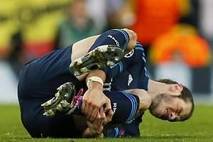 El infierno del Madrid con las lesiones