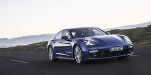 Porsche Panamera híbrido: ¿se puede ser eficiente con casi 700 CV ?