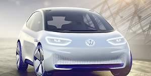 Volkswagen presenta el I.D.,el primer eléctrico de la nueva era