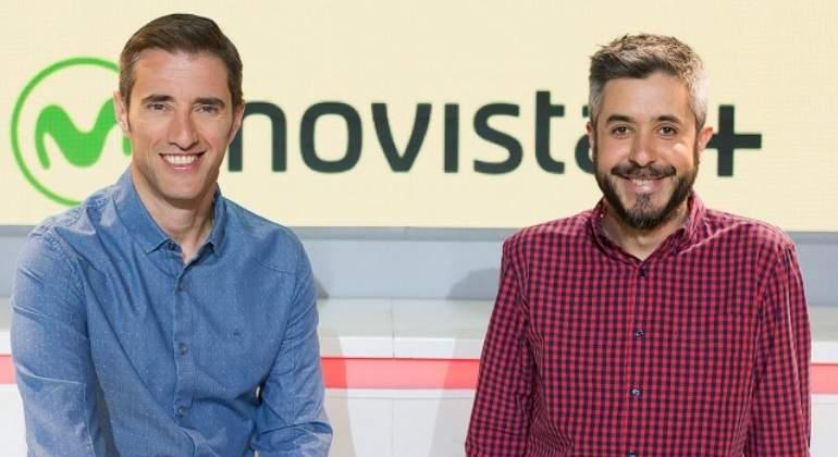 Movistar+ cancela el informativo deportivo de Dani Garrido y Joseba Larrañaga en #0