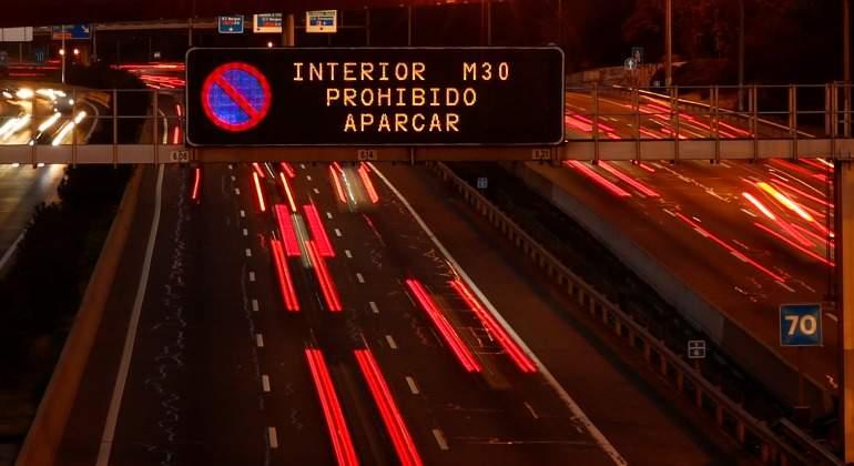 Madrid-M30-prohibido-aparcamiento-contaminacion.jpg
