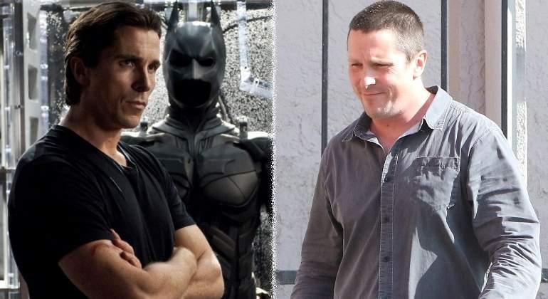 El espectacular cambio físico de Christian Bale