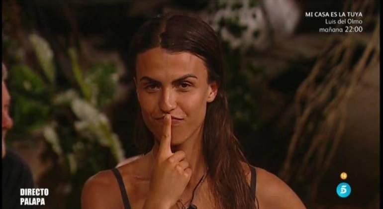Sofía podría haber tenido sexo con uno de los concursantes