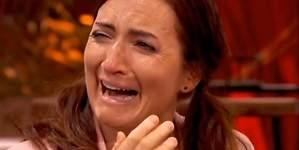 Una maldita bechamel expulsa a Silvia Abril... ¿por una semana?