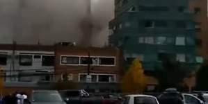 Explosión en hospital de Chile deja un saldo de 3 muertos