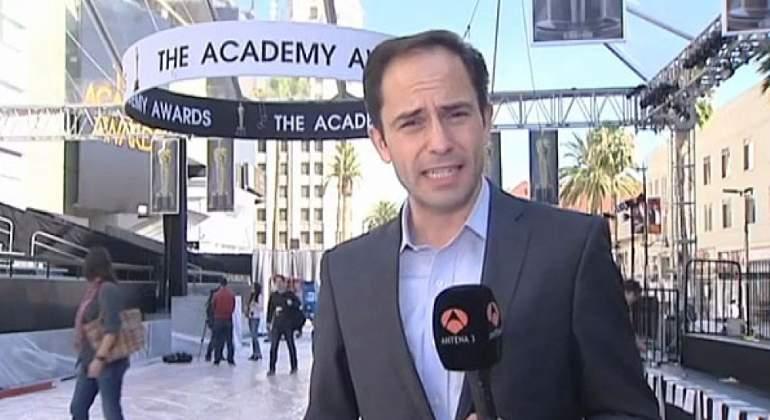 El sorprendente look por el que se ha hecho viral en los Oscar