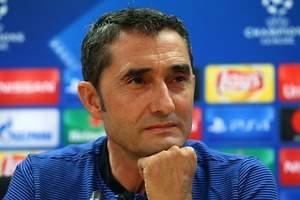 Valverde exige la salida de tres jugadores