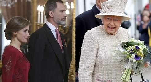 Los Reyes confirman su visita a Isabel de Inglaterra en junio