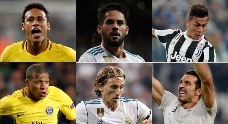 Sin Messi y sin CR7, ¿quién merecería ser Balón de Oro?