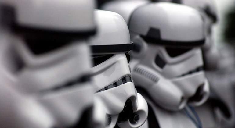 Expo Wars, 400 metros del mejor mundo de Star Wars