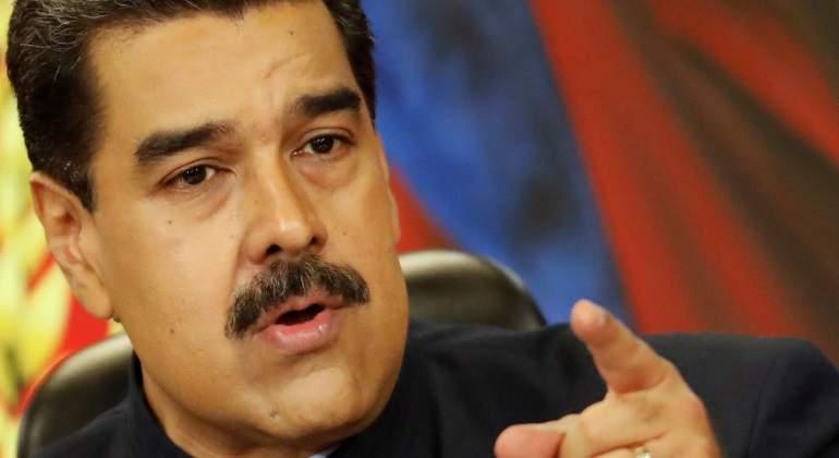 Maduro: España reprime al pueblo y tiene presos políticos en Cataluña