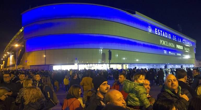 Atlético y Villarreal jugarán la 1ª y la 2ª jornada como visitantes