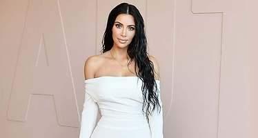 Kim Kardashian responde a la polémica de las dos supuestas rayas de cocaína sobre su mesa