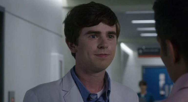 T5 marea a la audiencia de la revelación The Good Doctor