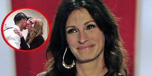 Julia Roberts, emocionada al conocer a Cristiano