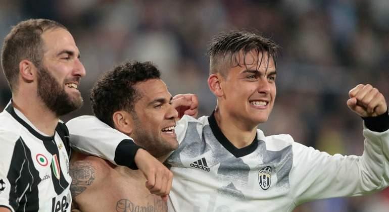 Juventus volvió a ganar y es finalista — Liga de Campeones