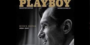Hugh Hefner, el primer hombre en la portada