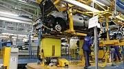 Cadena de montaje de Ford Almussafes GUILLERMO LUCAS