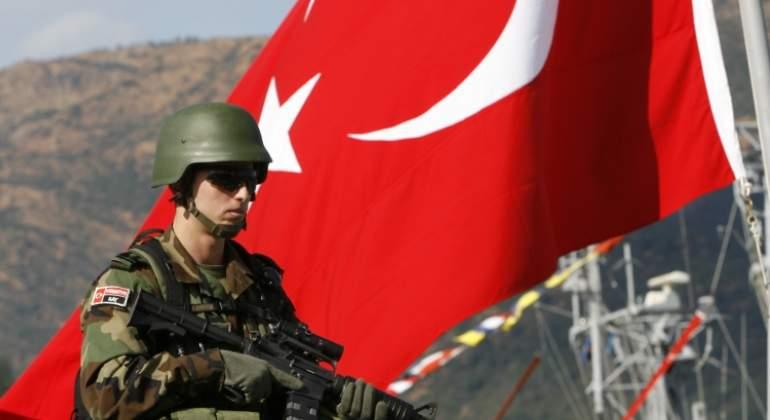 Unas 32.000 personas han sido detenidas en Turquía por el golpe de Estado fallido