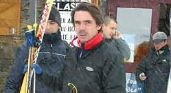 José María Aznar: así han sido sus lujosas vacaciones en Suiza