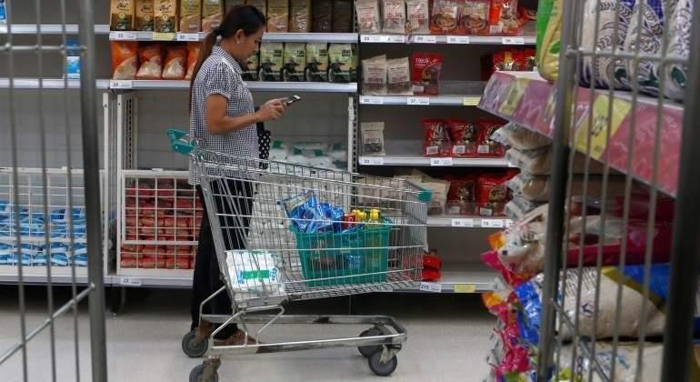 La inflación de octubre fue 1,5% y acumuló en el año 19,4%