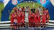 Bayern de Múnich gana la Champions League ante el PSG