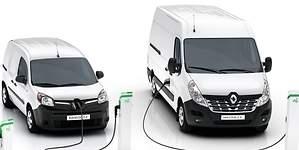 Renault Kangoo y Master Z.E.: el enchufe de los comerciales