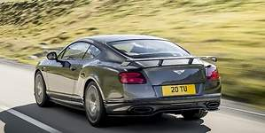 El Bentley Continental Supersports se convierte en el GT más rápido