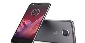 Motorola: llegó a Perú el nuevo Moto Z2 Play