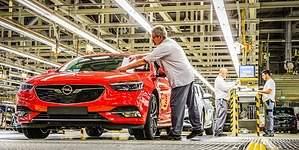 El nuevo Opel Insignia se sitúa en la línea de salida