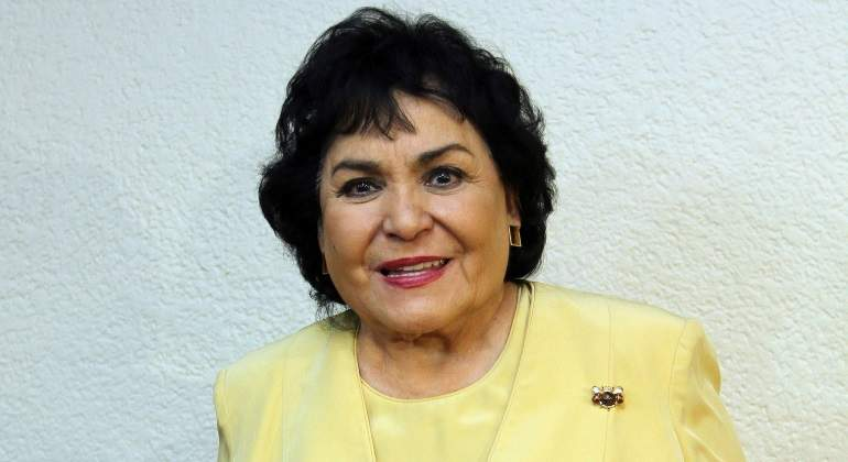 Carmen Salinas culpó a Kim Jong-un de sismo — Está loquito