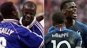 La selección mundial de Francia: cuando el racismo se diluye con los éxitos