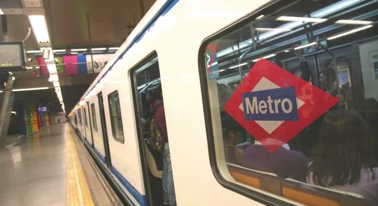Semana de paros en el Metro de Madrid