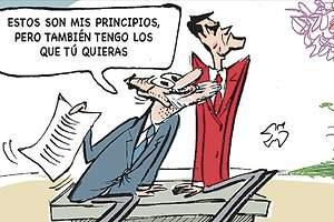 Rajoy, ante la negativa del PSOE